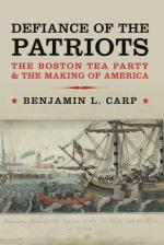 The Boston Tea Party by