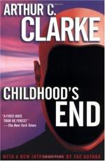 Childhood's End and The Rule of the Overlords by Arthur C. Clarke