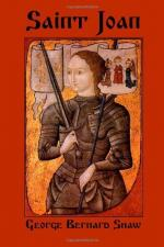 Joan Of Arc: Culture and Values by George Bernard Shaw