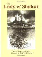 The Lady Of Shallot by Alfred Tennyson, 1st Baron Tennyson