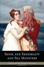 """Sense and Sensibility"" by Jane Austen by Jane Austen"