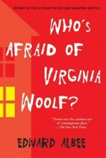 The Role of Violence in 'Who's Afraid of Virginia Woolf' by Edward Albee