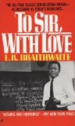 "An Analysis of ""To Sir, with Love"" by"