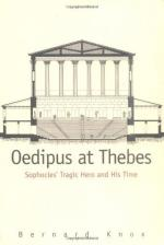 Oedipus: A Tragic Hero by