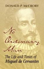 Miguel de Cervantes by