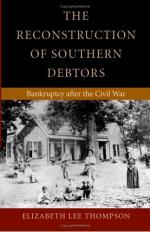 Effect of Constitutional and Social Developments in Civil War and Reconstruction Era America by Eric Foner