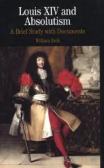 Eastern Absolutism to 1740 by
