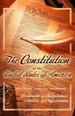 The Articles of Confederation by