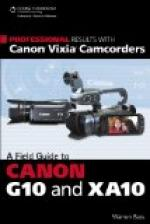 Camcorder Development by