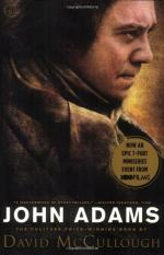 A Biography of John Adams by David McCullough