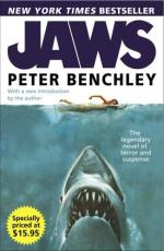 Media Coursework on Jaws by Peter Benchley