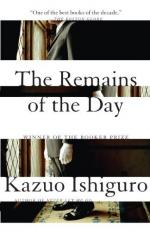 Remains of the Day: The Call Duty Vs the Call of the Heart by Kazuo Ishiguro