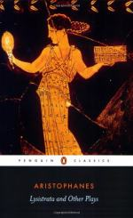 "Is ""the Lysistrata"" a Serious Play? by Aristophanes"