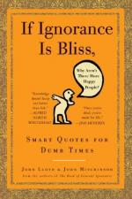 Is Ignorance Bliss? by