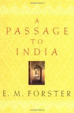 E M Forster and the British Raj in a Passage to India by E. M. Forster