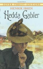 Hedda Gabler and the Lower Depths - Use of Surprise Suicide Ending by Henrik Ibsen