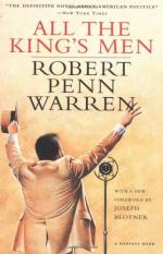 Irony in All the King's Men by Robert Penn Warren