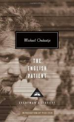 Symbolism in the English Patient by Michael Ondaatje