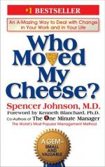 Who Moved My Cheese? by