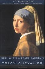 Girl with a Pearl Earring Essay by Tracy Chevalier