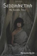 Siddhartha's Journey: Trail of Enlightenment by Hermann Hesse