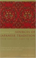 """Japanese Art as a Form of Culture"" by"