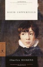 Serialization in David Copperfield by Charles Dickens