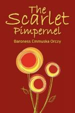 Critical Book Review, Scarlet Pimpernel by Baroness Emma Orczy