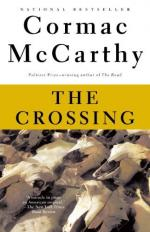 Syntax and Diction of The Crossing. by Cormac McCarthy