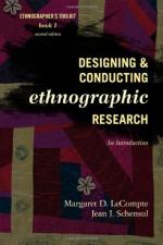 Ethnographic Research by