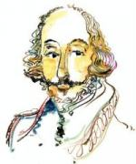 William Shakespeare, Donald Hass: Two Poets by