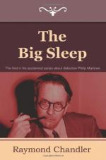 The Big Sleep, a  Review by Raymond Chandler