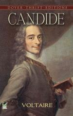 Candide's Thoughtful Laughter by Voltaire