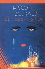 Great Gatsby by F. Scott Fitzgerald
