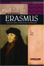 Desiderius Erasmus by