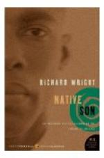 "Character Analysis for ""Native Son"" by Richard Wright"