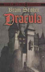 The Dracula in Literature by Bram Stoker