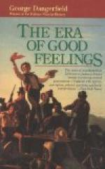 "The Authenticity of the Period Labeled ""the Era of Good Feelings"" by"