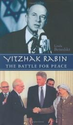 Finding the Middle Ground: Itzak Rabin by