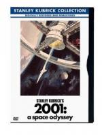 Space Odyssey 2001 by Stanley Kubrick