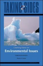 Environmentally Sustainable Society, Matter and Pollution by