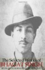 Bhagat Singh by