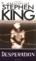 Stephen King by Gabriela Mistral