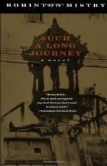 Mistry's Such a Long Journey: the Struggle Within by Rohinton Mistry