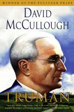 Harry S. Truman - Not One of America's Greatest by David McCullough