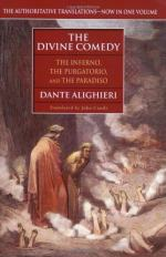 Progression of Evil in Dante's Inferno by Dante Alighieri