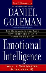 "Review of ""Emotional Intelligence"" by Daniel Goleman by Daniel Goleman"