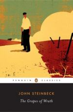 "Critical Lens Comparing ""Grapes of Wrath"" and ""The Great Gatsby"" by John Steinbeck"