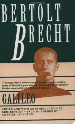Galileo and Aristotle- Motion and the Law of Falling Bodies by Bertolt Brecht