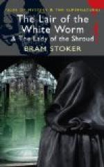 The Stoker/White Worm Parallel by Bram Stoker